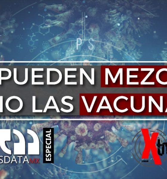 ¿Se pueden mezclar las vacunas contra el COVID-19?