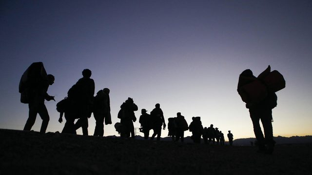 Las migraciones y el derecho a migrar
