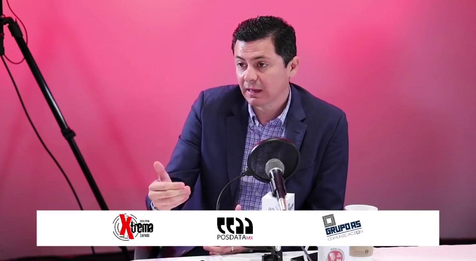 Alfonso Salas Pérez - Rector Universidad Tecnológica de Nuevo Laredo