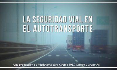 La seguridad vial en el autotransporte - PosdataMx