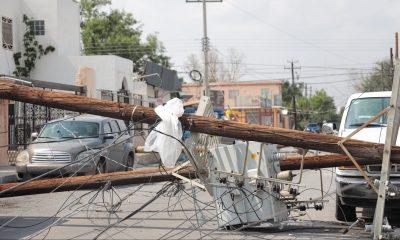 Lo rescatable de Nuevo Laredo tras la tromba - PosdataMx