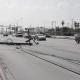 Recuento de daños en Nuevo Laredo tras la tromba - PosdataMx
